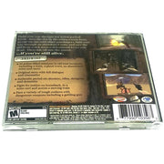 Western Outlaw: Wanted Dead or Alive for PC CD-ROM - Back of case