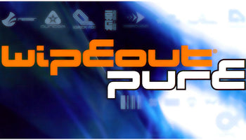 WipEout Pure PlayStation Portable PSP Game