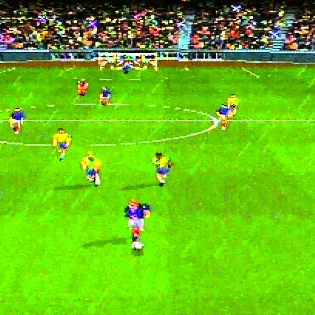 World Cup '98 France: Road to Win Import Sega Saturn Game - Screenshot