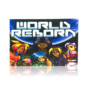 World Reborn Nintendo GBA Game Boy Advance Game - Manual