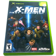 X-Men: Next Dimension for Xbox - Front of case