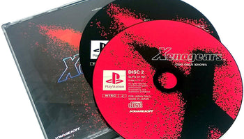 Xenogears for PlayStation (import)
