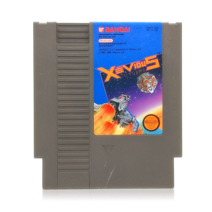 Xevious NES Nintendo Game - Cartridge