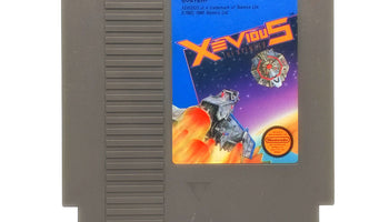 Xevious NES Nintendo Game