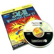 Ys III: Wanderers from Ys for TurboGrafx-16 CD