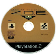 Z.O.E.: Zone of the Enders for PlayStation 2 (import) - Game disc
