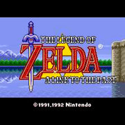 Zelda/Secret of Mana Super 4 in 1 SNES Super Nintendo Game - Screenshot 1