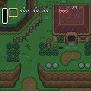 Zelda/Secret of Mana Super 4 in 1 SNES Super Nintendo Game - Screenshot 2