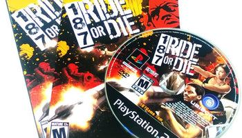 187 Ride or Die for PlayStation 2 (PS2)