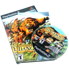 Cabela's Dangerous Hunts for PlayStation 2 (PS2)