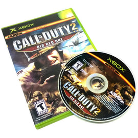 Call of Duty 2: Big Red One for Xbox