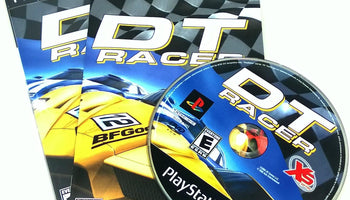 DT Racer for PlayStation 2 (PS2)