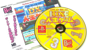 DX Jinsei Game: The Game of Life for PlayStation (import)