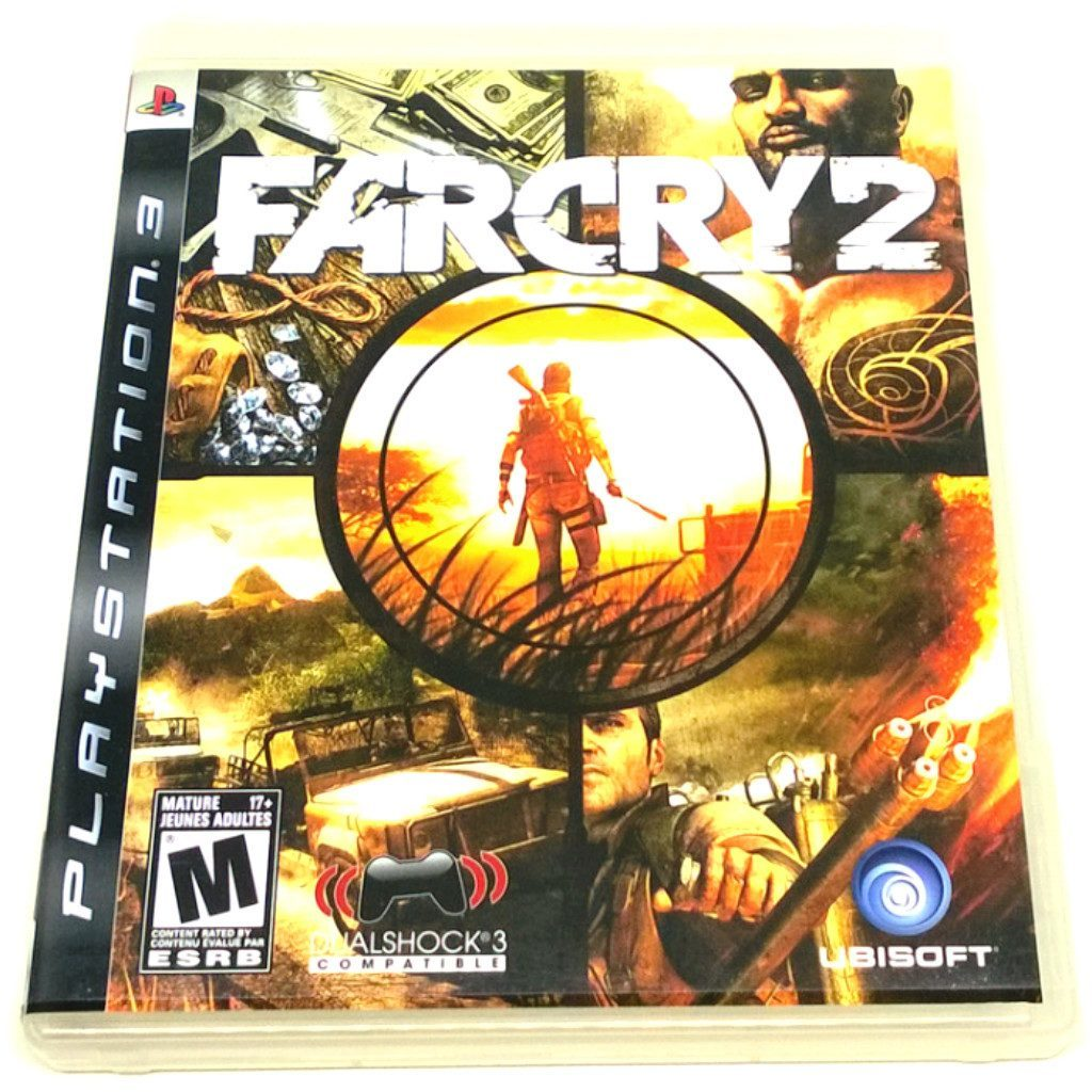 Game - Far Cry 2