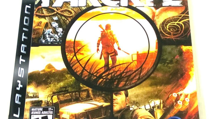 Far Cry 2 For Playstation 3 Pj S Games