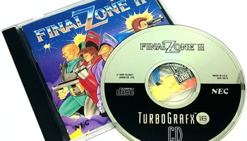 Final Zone II for TurboGrafx-16 (TG16)