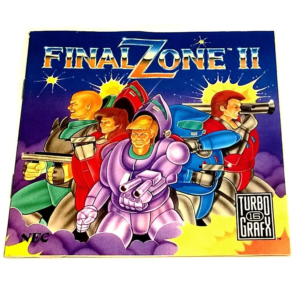 Game - Final Zone II