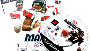 Game - Madden NFL 2004