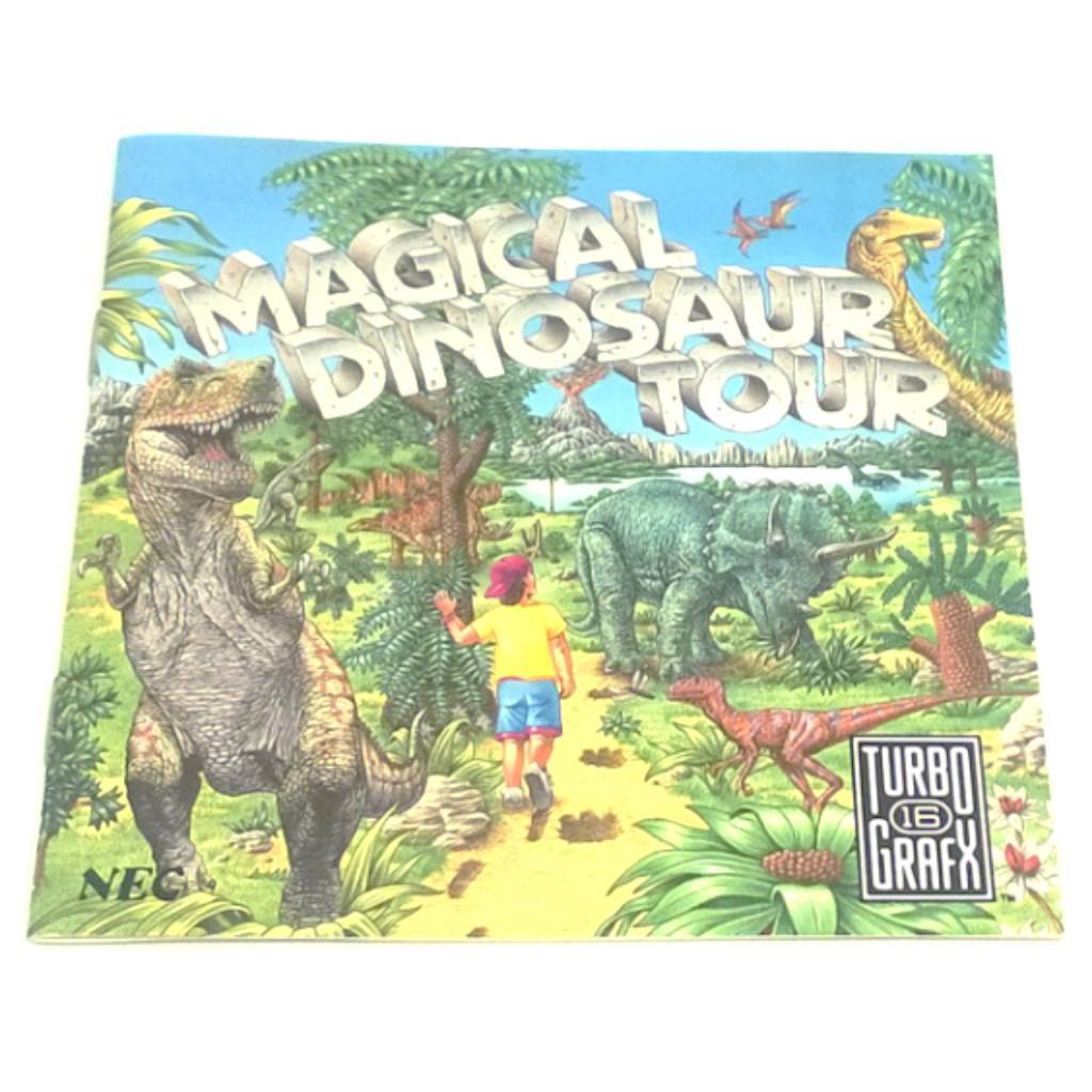 Game - Magical Dinosaur Tour