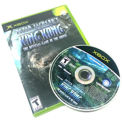 Game - Peter Jackson's King Kong: The Official Game Of The Movie