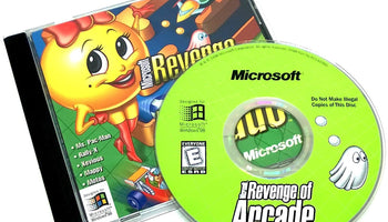 Revenge of Arcade for PC CD-ROM