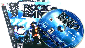 Game - Rock Band 2