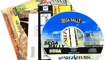 Game - Sega Rally Championship