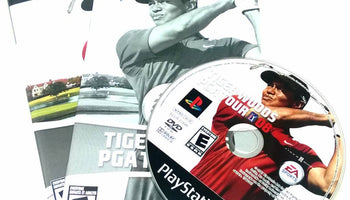 Tiger Woods PGA Tour 08 for PlayStation 2 (PS2)