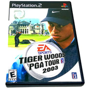 Game - Tiger Woods PGA Tour 2003