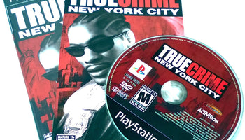 Game - True Crime: New York City