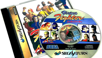 Virtua Fighter for Saturn (import)