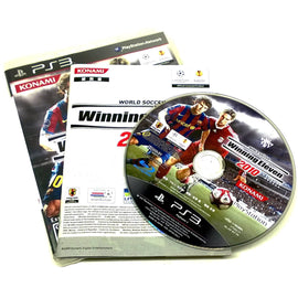 World Soccer Winning Eleven 2010 for PlayStation 3 (import)