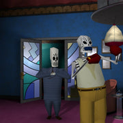 Grim Fandango Remastered | PS4 Digital Download | Screenshot