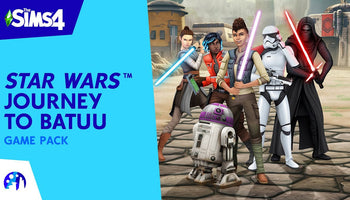 The Sims 4: Star Wars - Journey to Batuu | PC Mac | Origin Download