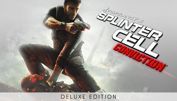 Tom Clancy's Splinter Cell Conviction Deluxe Edition | PC | Download
