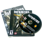 inFamous for PlayStation 3