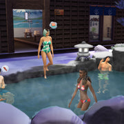 The Sims 4: Snowy Escape | PC Mac | Origin Digital Download | Screenshot