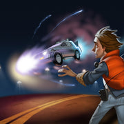 Back to the Future: The Game | PC Mac | Steam Digital Download | Wallpaper