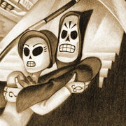 Grim Fandango Remastered | PS4 Digital Download | Wallpaper