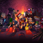 Minecraft Dungeons: Hero Edition | PC | Windows Digital Download | Wallpaper