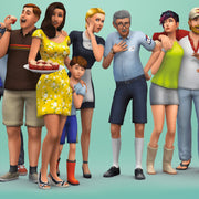 The Sims 4 | PC Mac | Origin Digital Download | Wallpaper