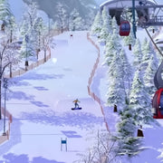 The Sims 4: Snowy Escape | PC Mac | Origin Digital Download | Wallpaper