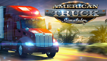 American Truck Simulator | PC Mac Linux | Steam Digital Download