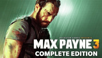 Max Payne 3: The Complete Edition | PC | Rockstar Digital Download