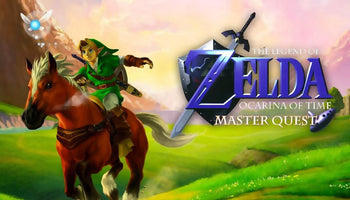 The Legend of Zelda: Ocarina of Time - Master Quest | Nintendo 64