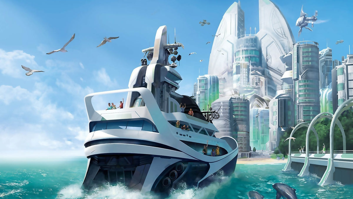 Anno 2070 | Windows PC | Uplay Digital Download