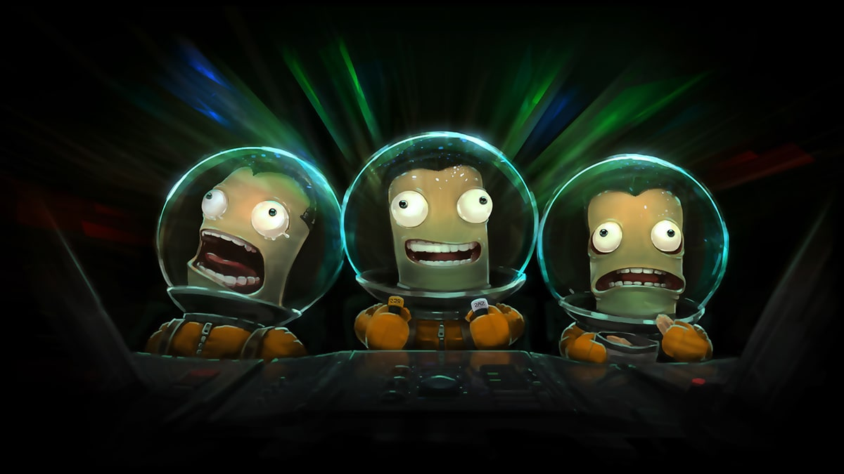Kerbal Space Program | PC Mac Linux | Steam Digital Download