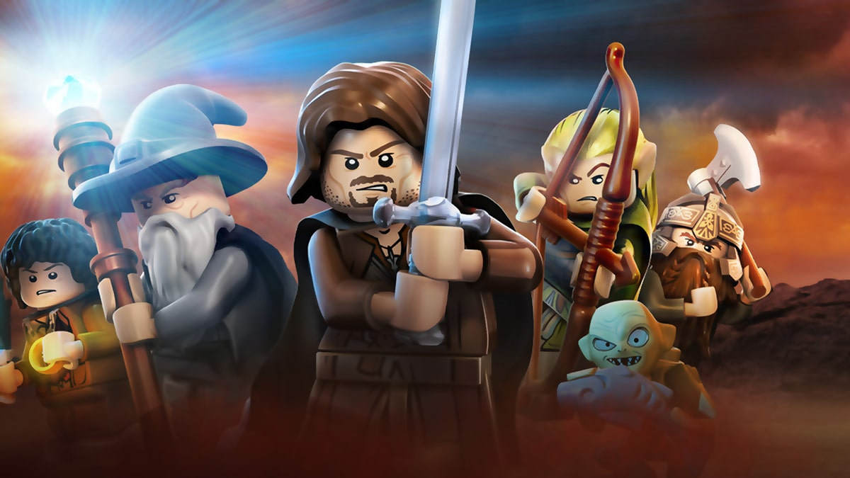 LEGO The Lord of the Rings | Windows PC | Steam Digital Download