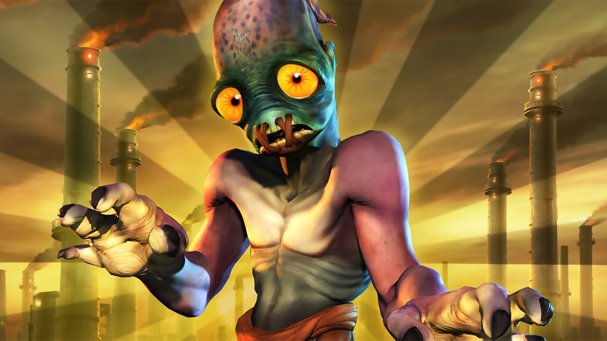 Oddworld: New 'n' Tasty | PC Linux | GOG Digital Download
