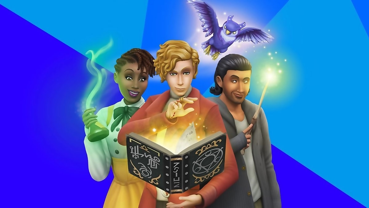 The Sims 4: Realm of Magic | PC Mac | Origin Digital Download